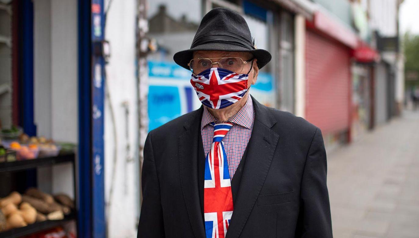 W Wielkiej Brytanii wykryto ponad 16 tysięcy zakażeń (fot. Justin Setterfield/Getty Images)