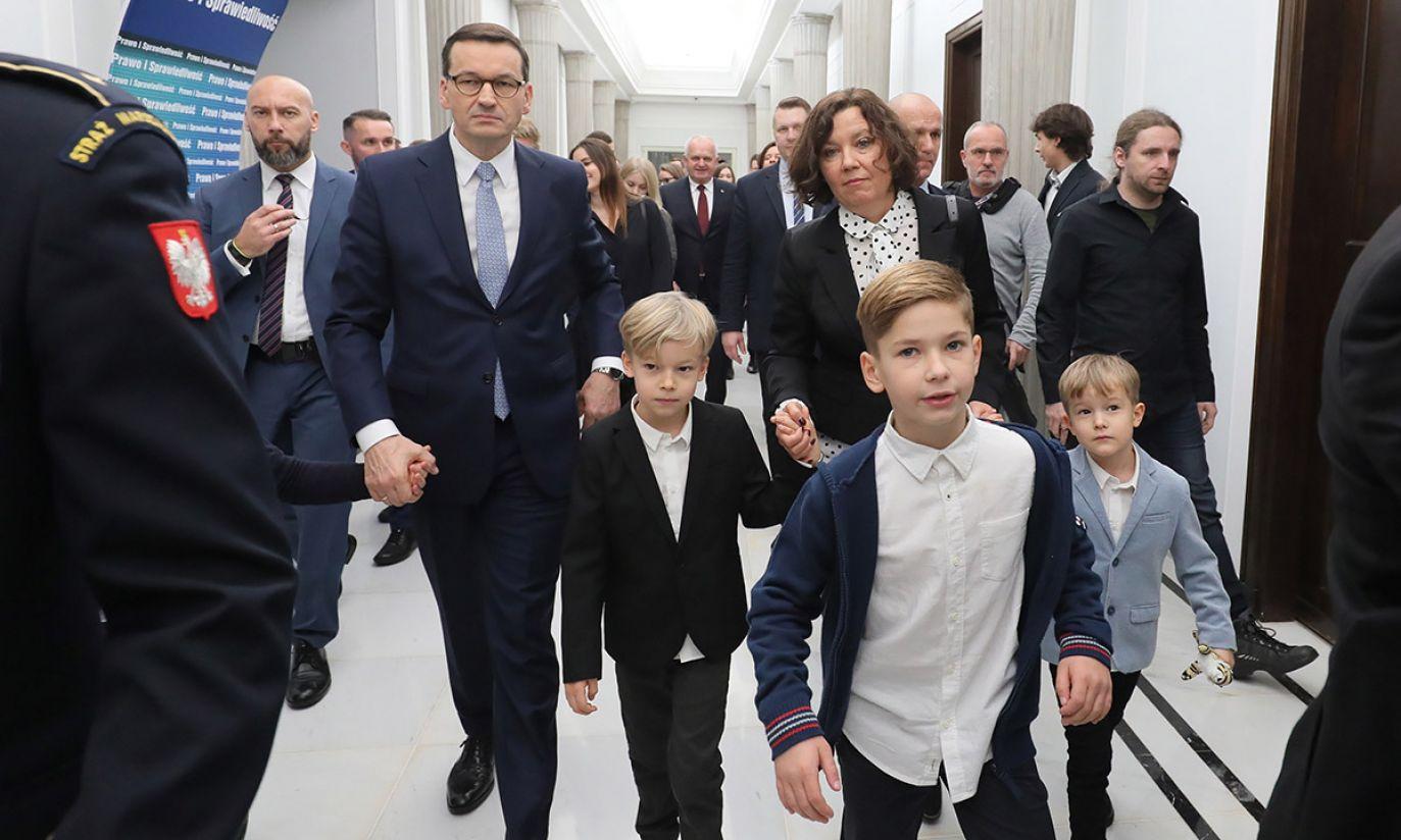 (fot. PAP/Paweł Supernak)