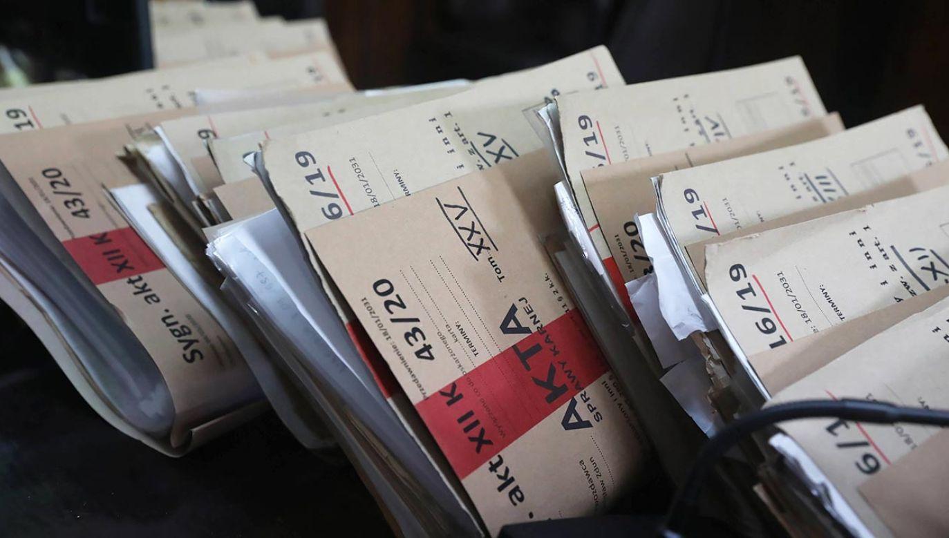 Będzie ponowny proces (fot. PAP/Tomasz Gzell)