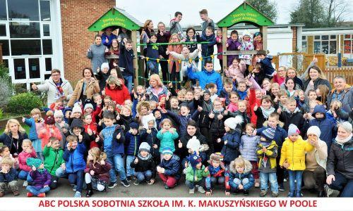 Fot. za zgodą ABC Polskiej Sobotniej Szkoły im. Kornela Makuszyńskiego w Poole