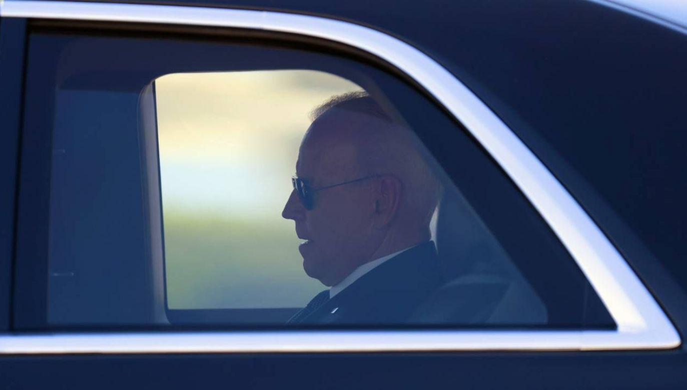 Kogo Joe Biden wyznaczy na misję w Warszawie? (fot. PAP/EPA/DENIS BALIBOUSE / POOL)