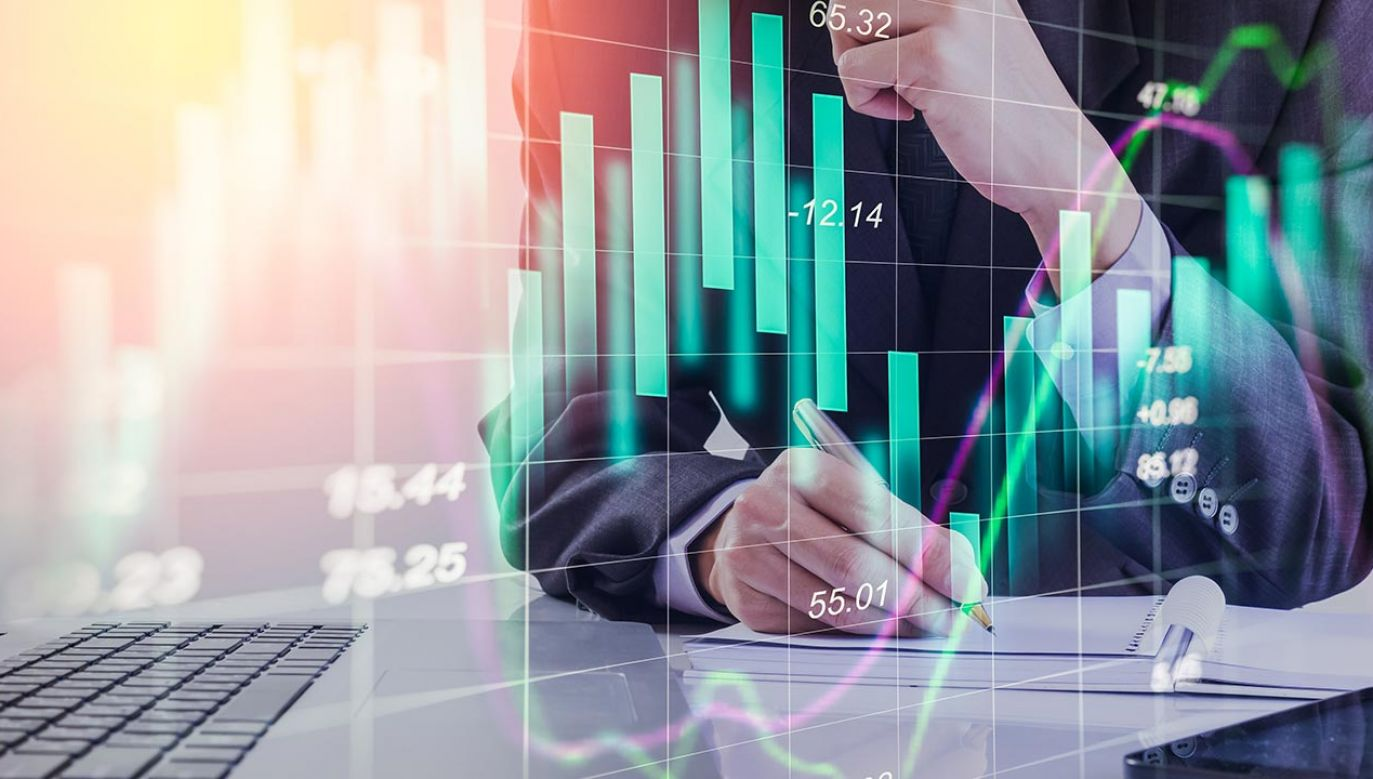 W takim samym stopniu wzrosły inwestycje (fot. Shutterstock/Phongphan)