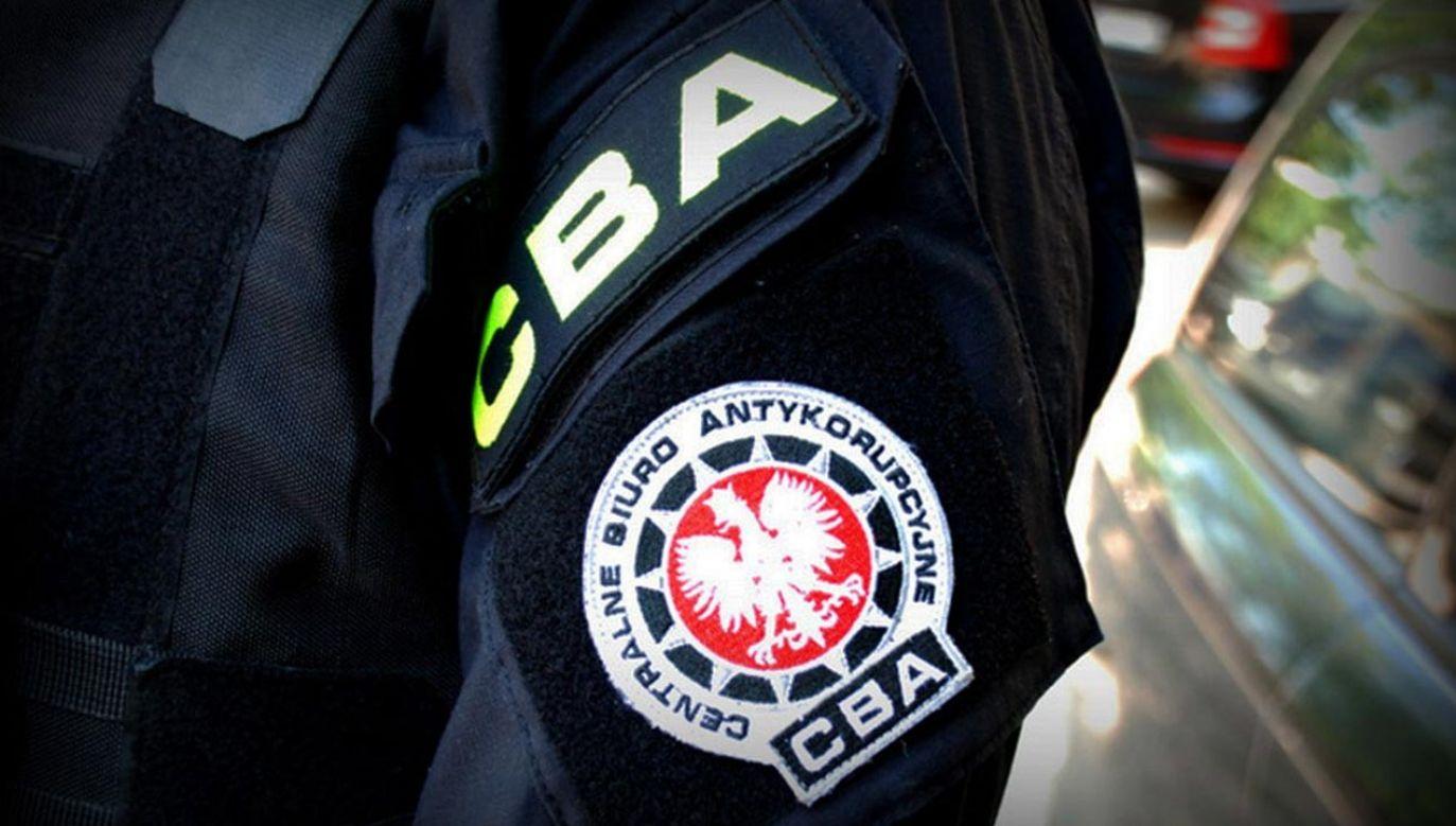 CBA zatrzymało kolejnego radcę prawnego z Wrocławia (fot. CBA)