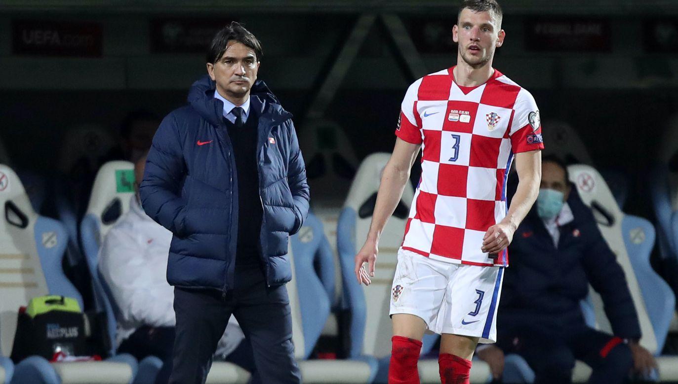 Wielu kibiców tylko czeka, aż Zlatko Dalić straci pracę (fot. Getty Images)