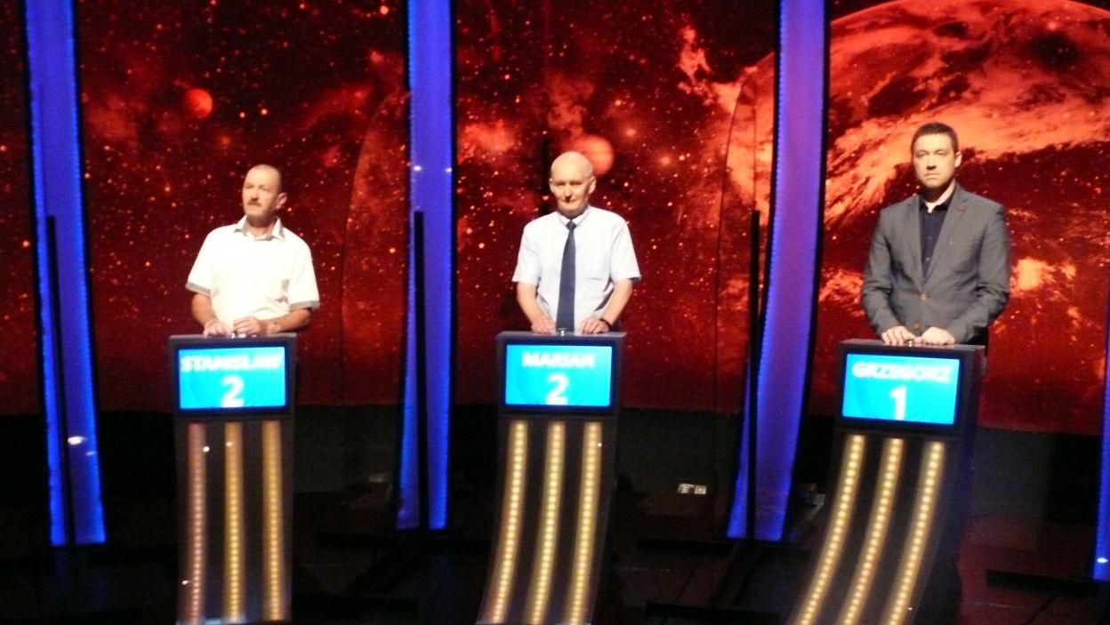 Finał 1 odcinka 123 edycji rozegra trzech finalistów