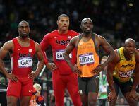 Bez medalu zostali tacy zawodnicy jak Tyson Gay, czy Asafa Powel (fot. Getty Images)
