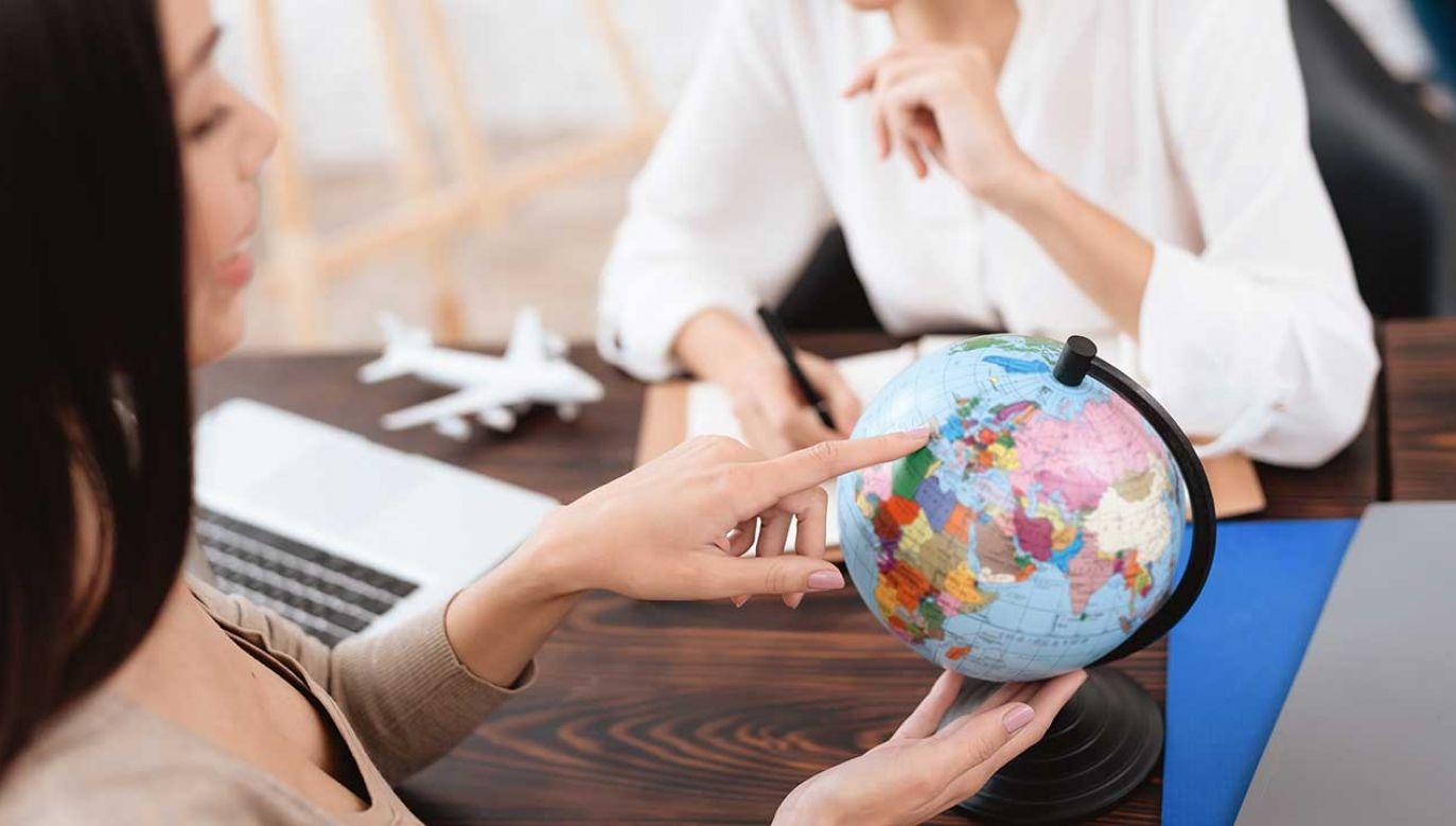 Według analityków PIE istotny wpływ na poziom eksportu do Niemiec miał słaby wzrost sprzedaży usług związanych z podróżami (fot. Shutterstock/VGstockstudio)