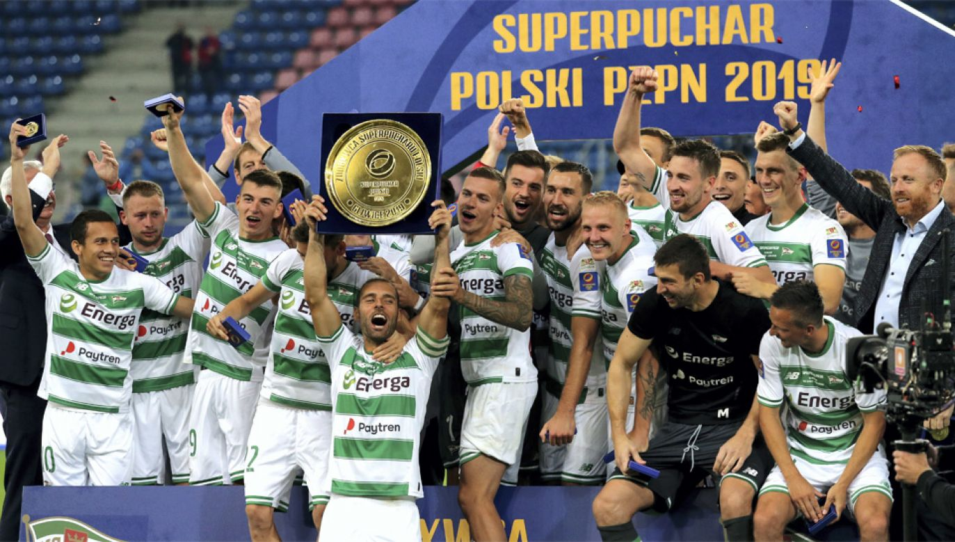 Lechia Gdańsk będzie jednym z faworytów do mistrzostwa w nadchodzącym sezonie (fot. PAP/Andrzej Grygiel)