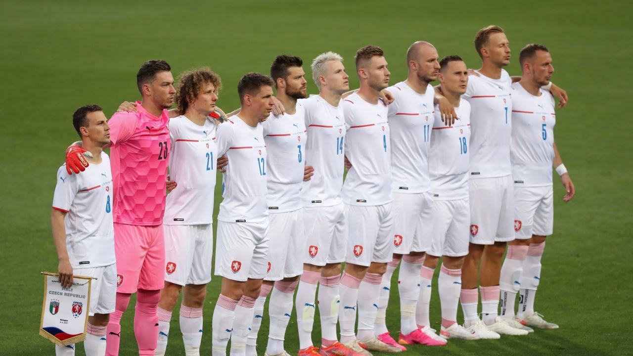 Reprezentacja Czech już awansem z grupy zaskoczy sceptycznie nastawionych fanów (fot. Getty)