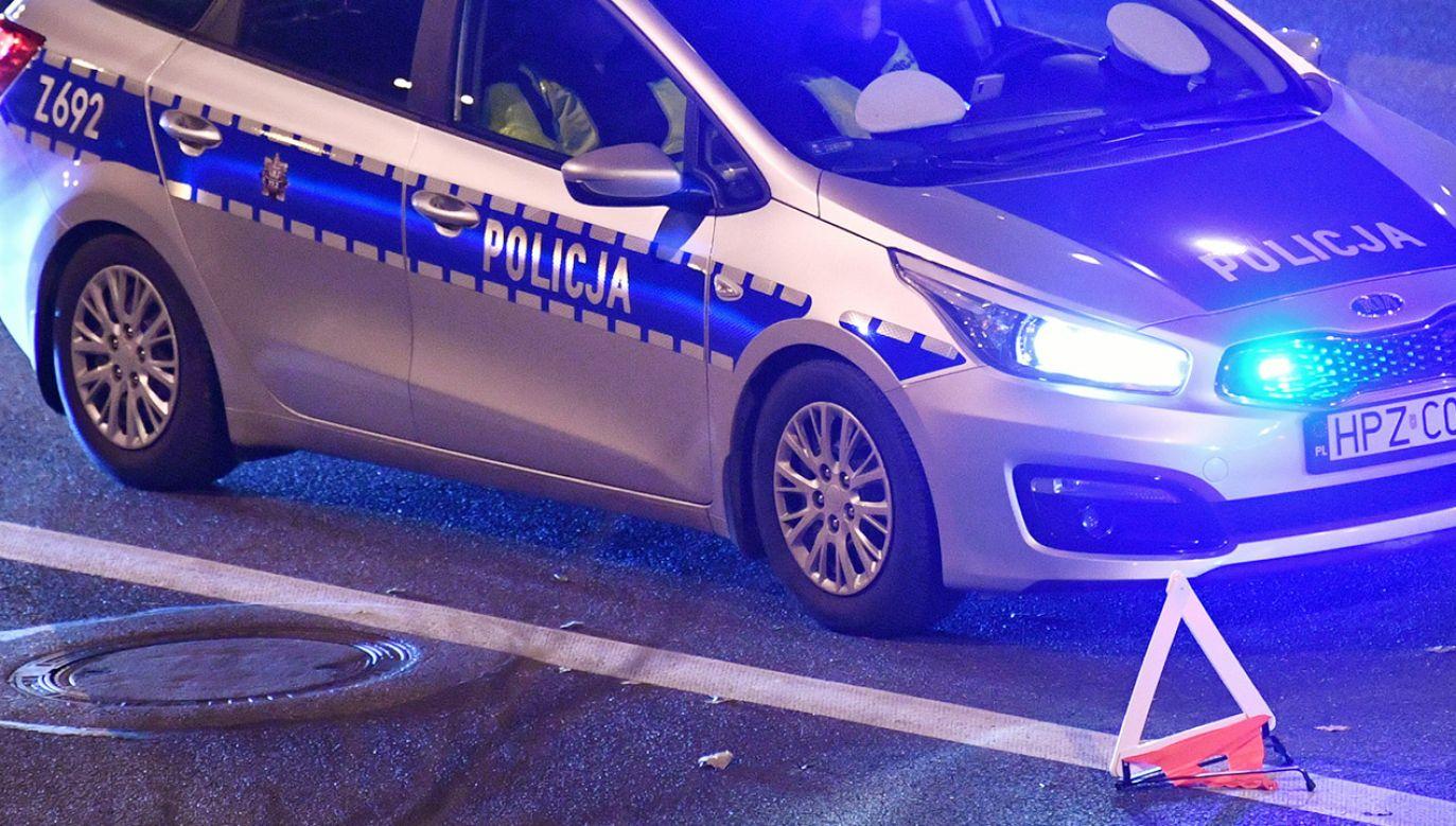 Do nocnej tragedii doszło w Wodzisławiu Śląskim (fot. PAP/Radek Pietruszka; Zdjecie ilustracyjne)