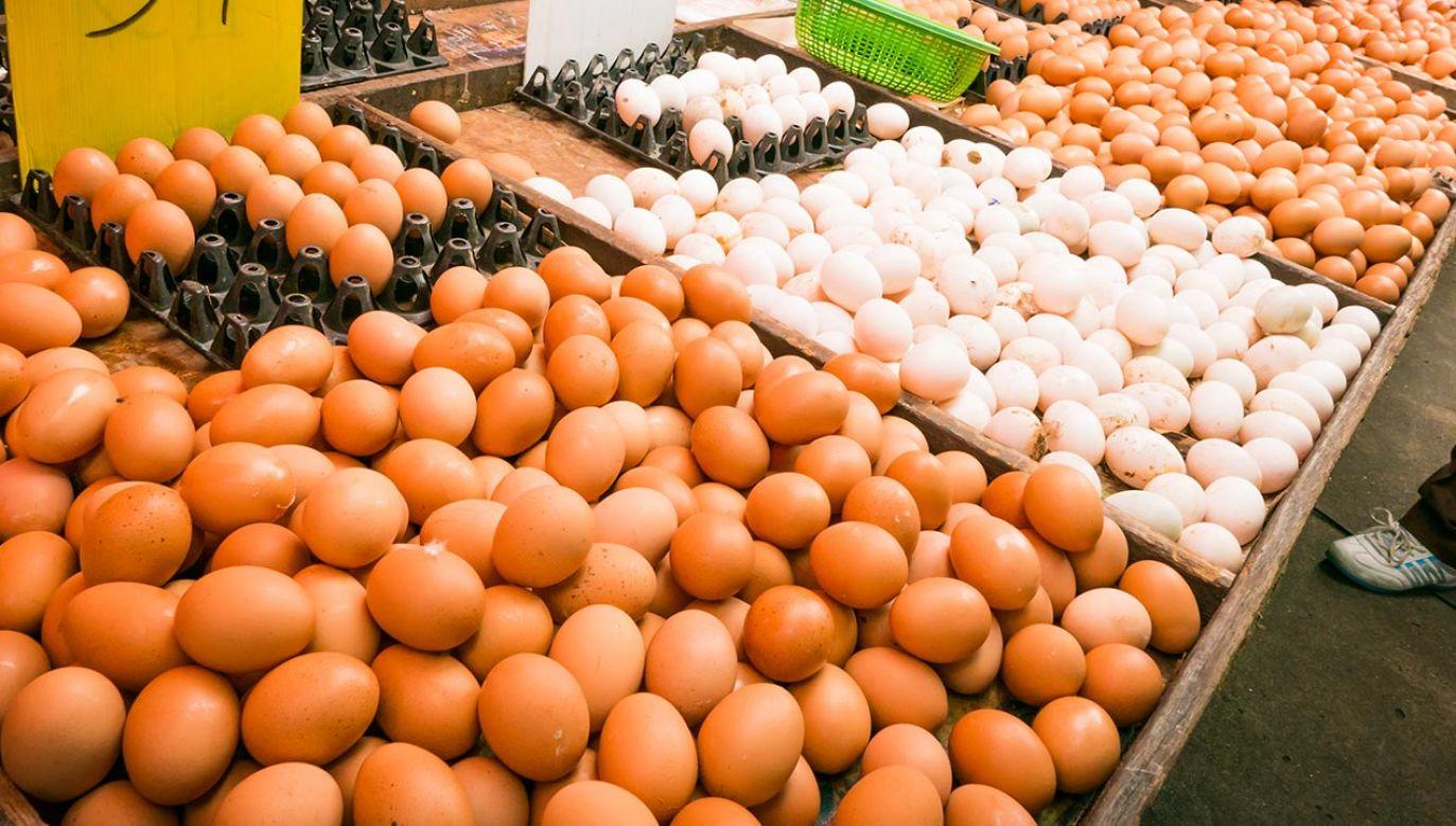 Polska jest szóstym, co do wielkości producentem jaj w Unii Europejskiej (fot. Shutterstock/iPhoto-Thailand)