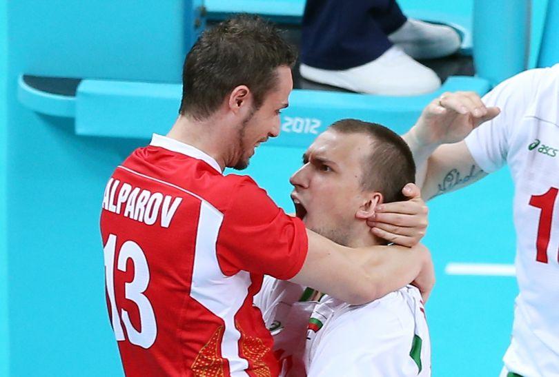 Radość Teodora Salparowa i Wiktora Josifowa (fot. Getty Images)