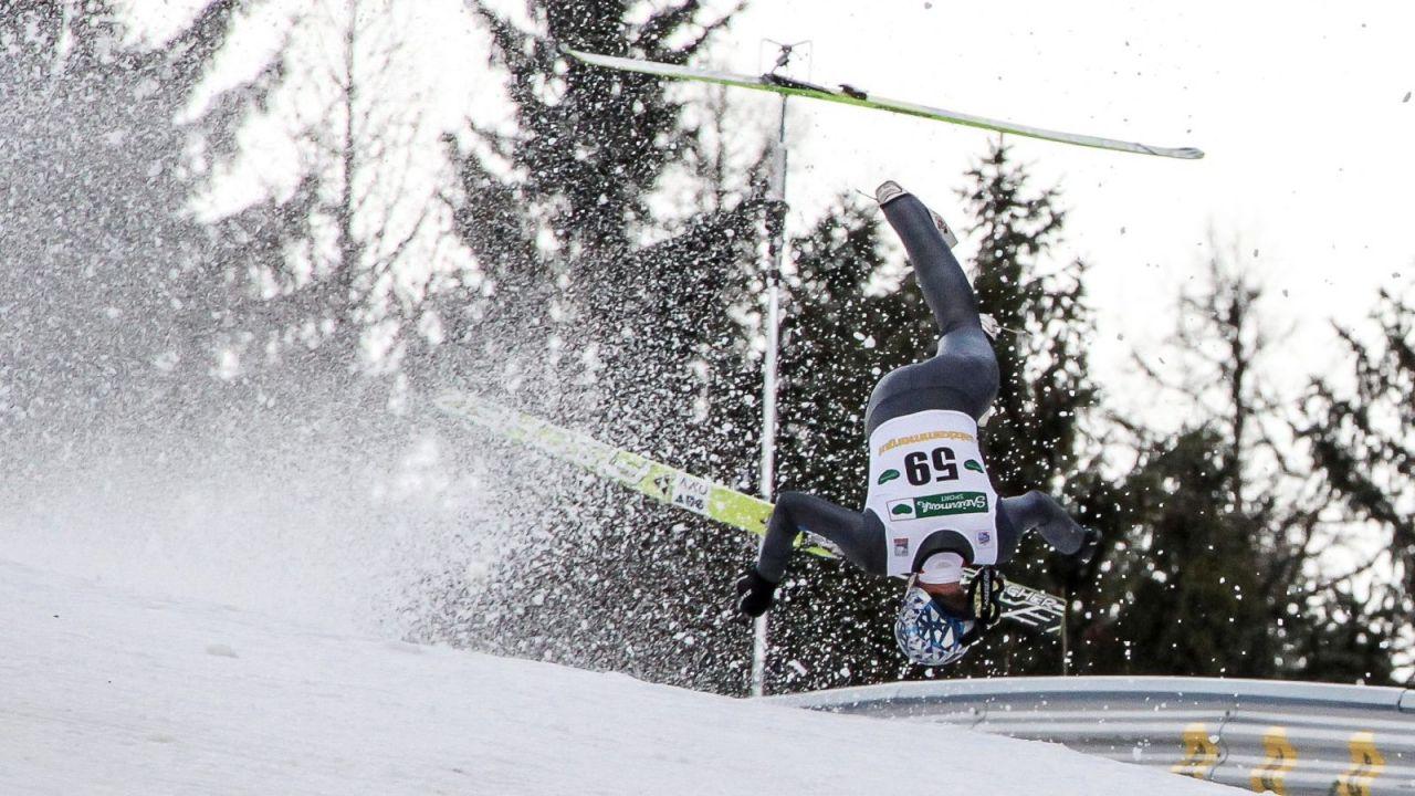 Skoki narciarskie. Siedem lat od upadku Thomasa Morgensterna na Kulm (TVPSPORT.PL) (sport.tvp.pl)