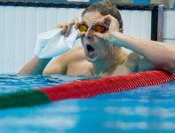 Konrad Czerniak zajął ostatnie miejsce w finale 100 metrów stylem motylkowym (fot. Getty Images)