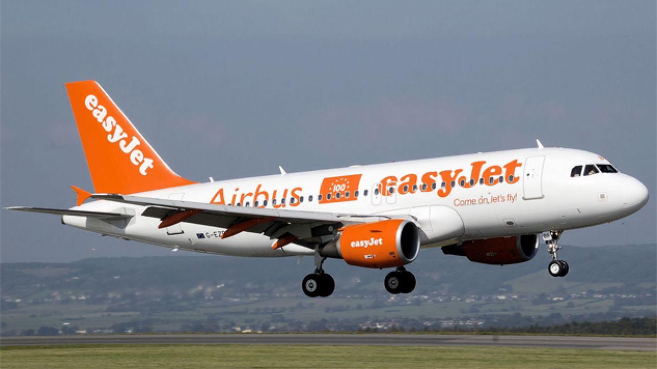 Na pokładzie airbusa A319 wybuchła panika (fot. Wiki/cc)