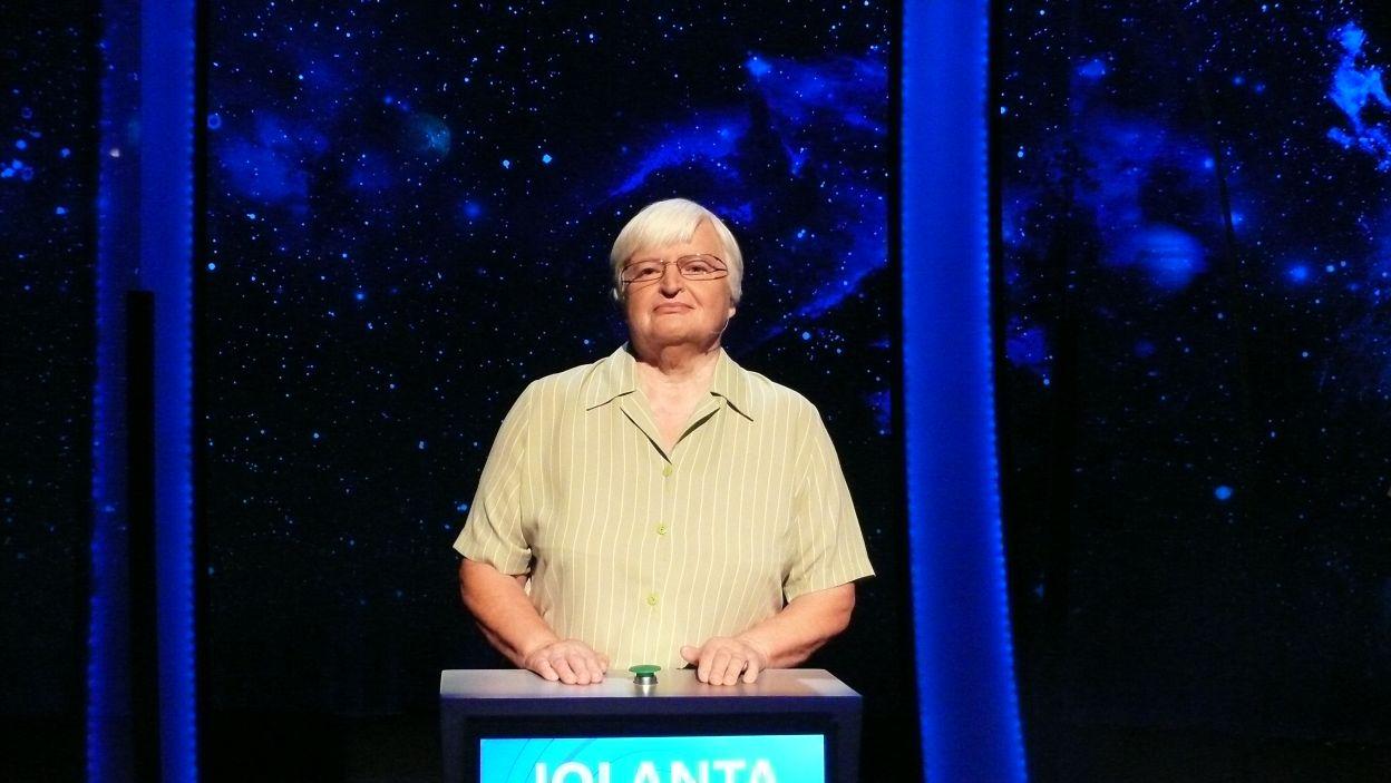 Pani Jolanta Syganiec wygrała 10 odcinek 122 edycji