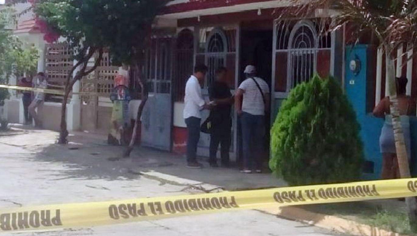 Policja poszukuje sprawców napaści (fot. TT/El Informante)