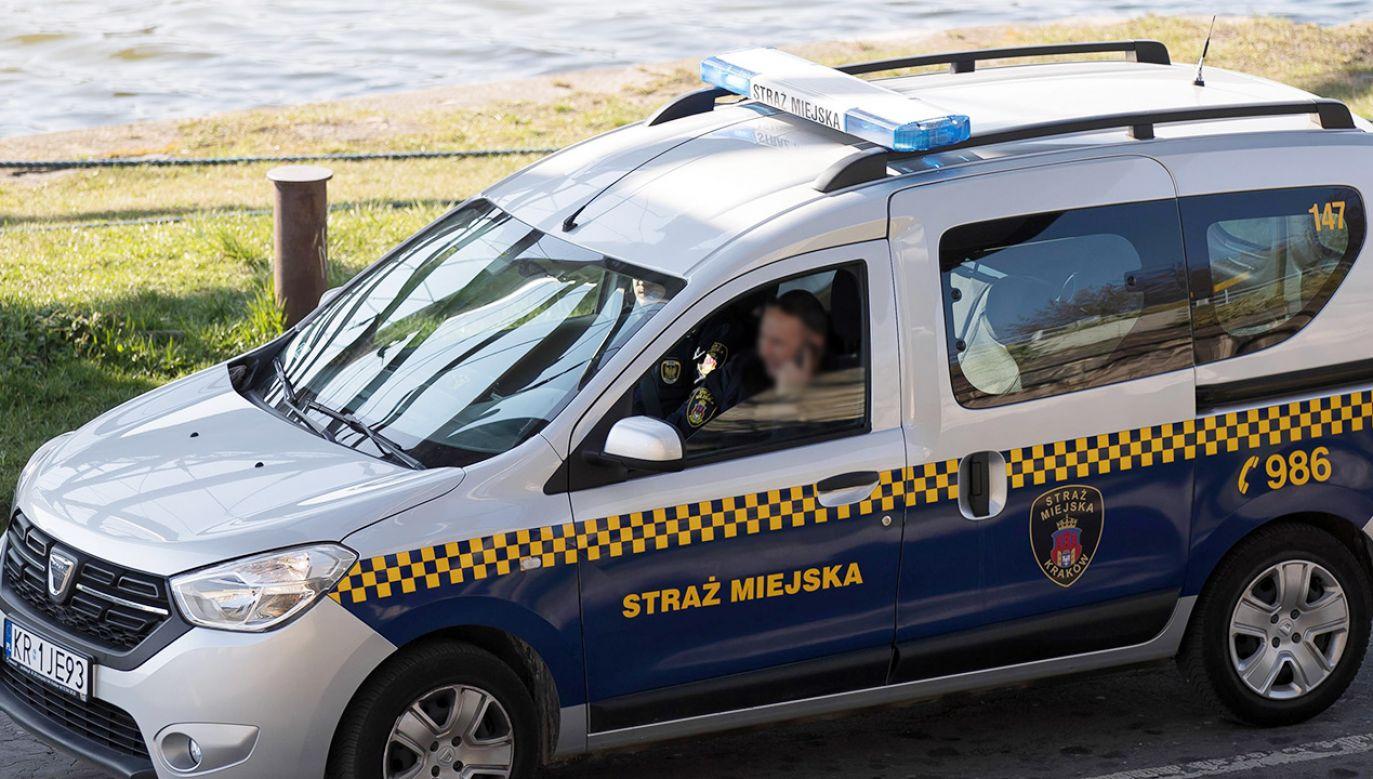 Zbulwersowana kobieta zgłosiła sprawę przełożonemu (fot. PAP/Łukasz Gągulski)
