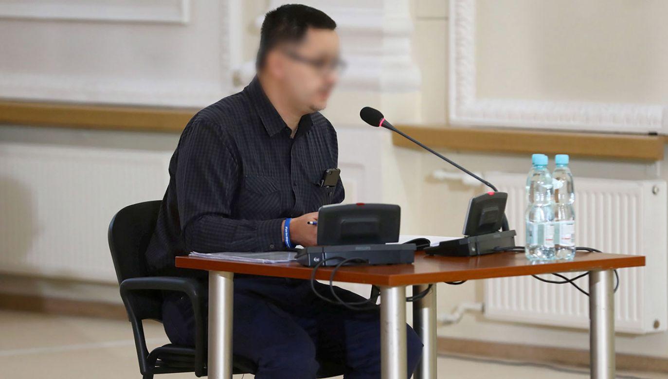 Przed komisją weryfikacyjną zeznania złożył Jerzy P. (fot. PAP/Rafał Guz)