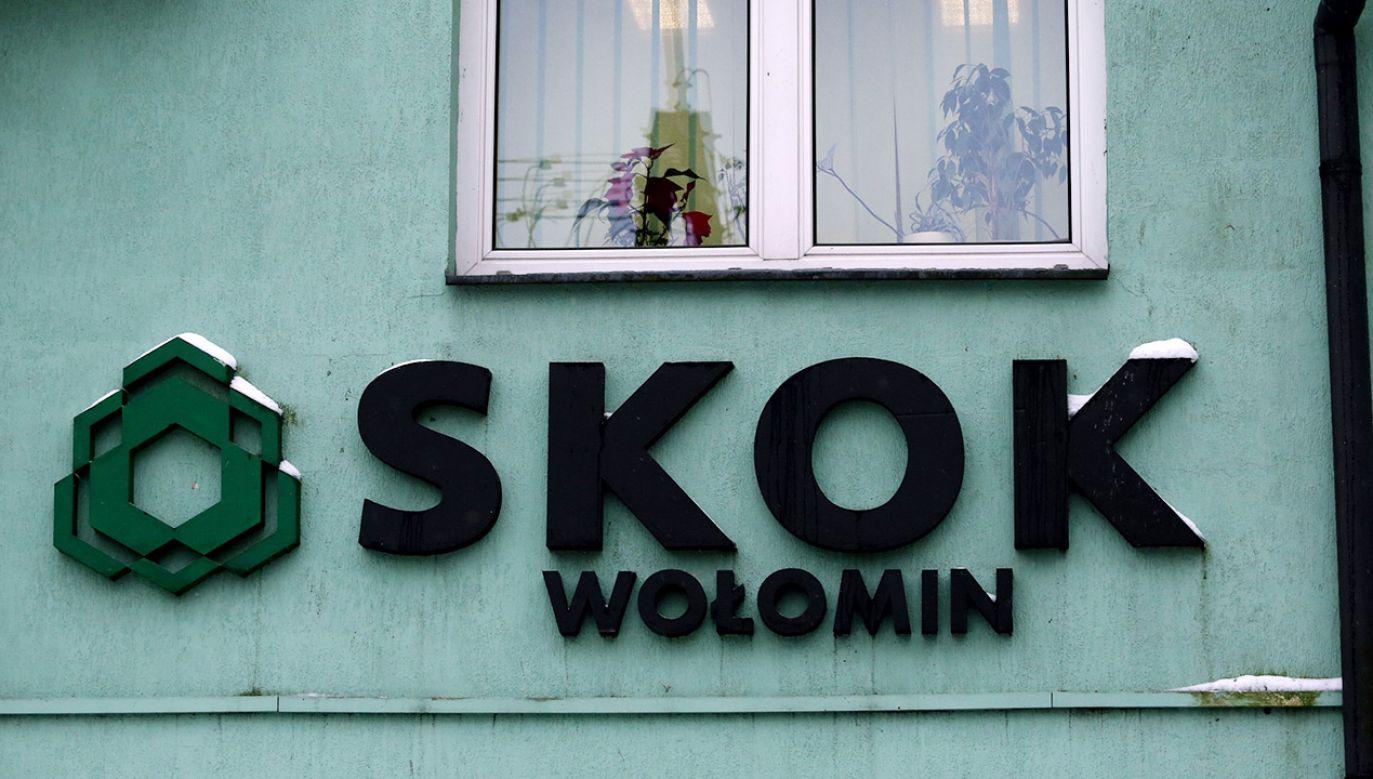 Według prokuratury, szkoda z tytułu niespłaconych pożyczek i kredytów wynosi ponad 2,5 mld zł (fot. arch. PAP/Tomasz Gzel)