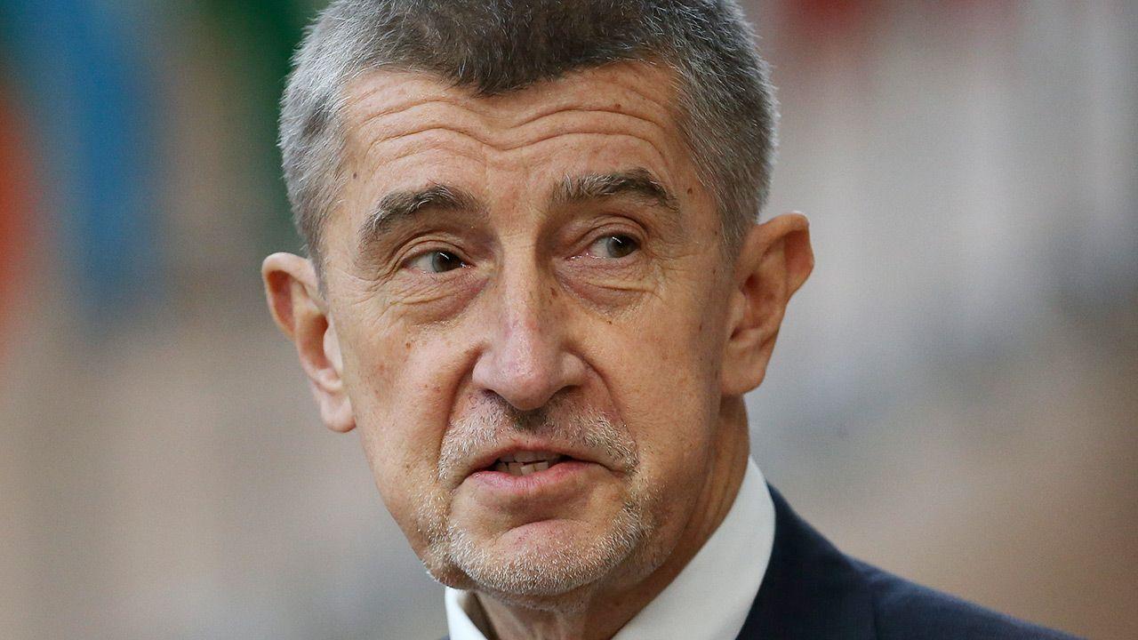 Andrej Babisz rozmawiał na ten temat z najważniejszymi politykami w Unii Europejskiej (fot. Jean Catuffe/Getty Images)