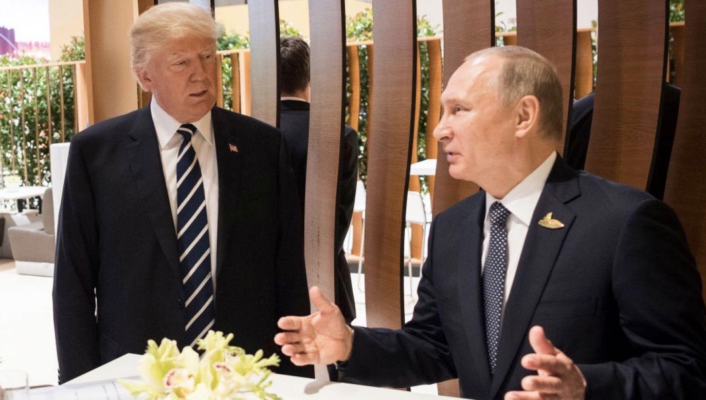 Stany Zjednoczone wycofują się z kolejnego międzynarodowego porozumienia dotyczącego bezpieczeństwa (fot. BPA via Getty Images)