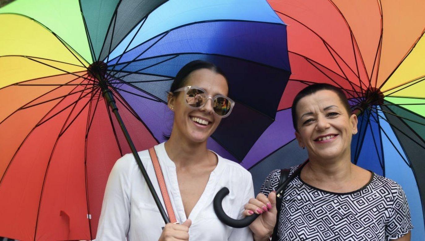 Trzaskowski nadal nie określił się ws. małżeństw homoseksualnych (fot. Artur Widak/NurPhoto via Getty Images)
