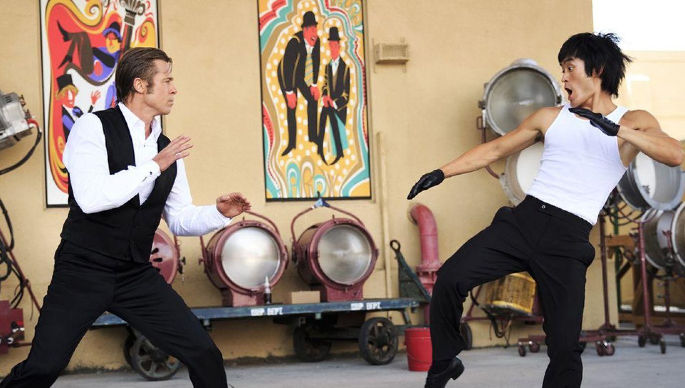 Filmowy Bruce Lee (z prawej) nie spodobał się chińskim władzom (fot. Sony Pictures/mat.pras.)