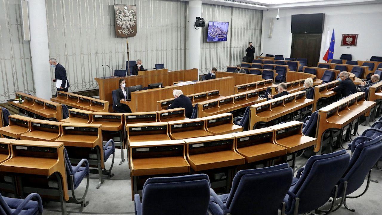 Nie wszyscy politycy poprą ratyfikację (fot. PAP/T.Gzell)