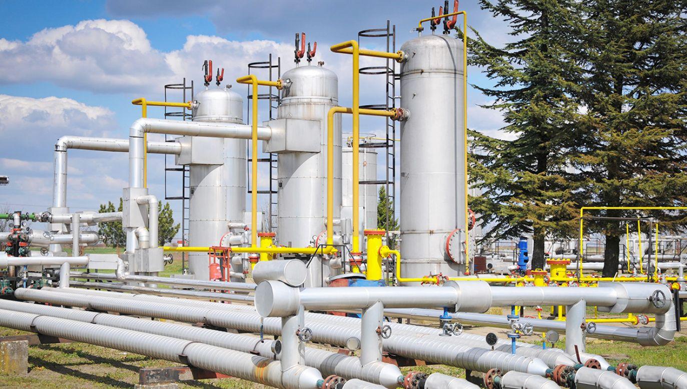 Polskimi magazynami zarządza Gas Storage Poland (fot. Shutterstock/ZoranOrcik, zdjęcie ilustracyjne)