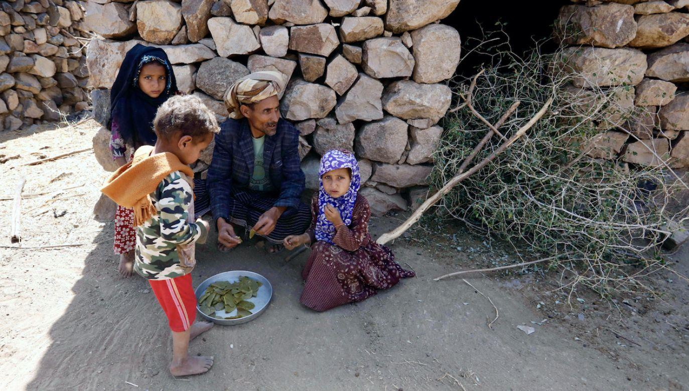 Mimo kilku nieporozumień wojna wciąż nie ma końca (fot. PAP/EPA/YAHYA ARHAB)