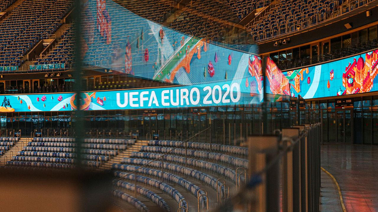 Wciąż nie wiemy, gdzie odbędą się mistrzostwa Europy (fot. Valya Egorshin/NurPhoto via Getty Images)