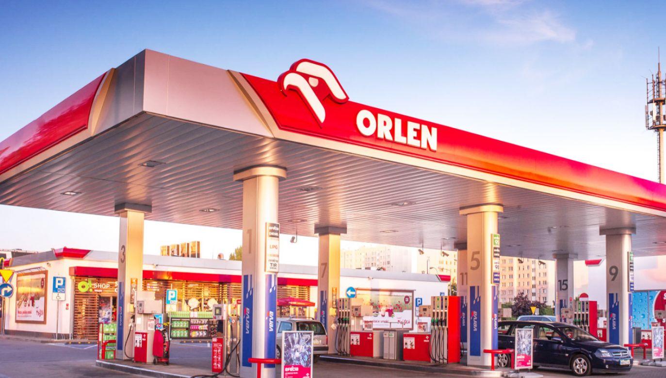 Dobre wyniki PKN Orlen w I kwartale (fot. Orlen)