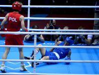 Polka przegrała na punkty 14:19 (fot. PAP/Bartłomiej Zborowski)