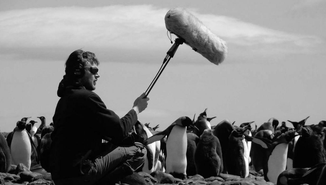 Julien Gauthier w swojej tworczości inspirował się głosami natury (fot. Facebook)