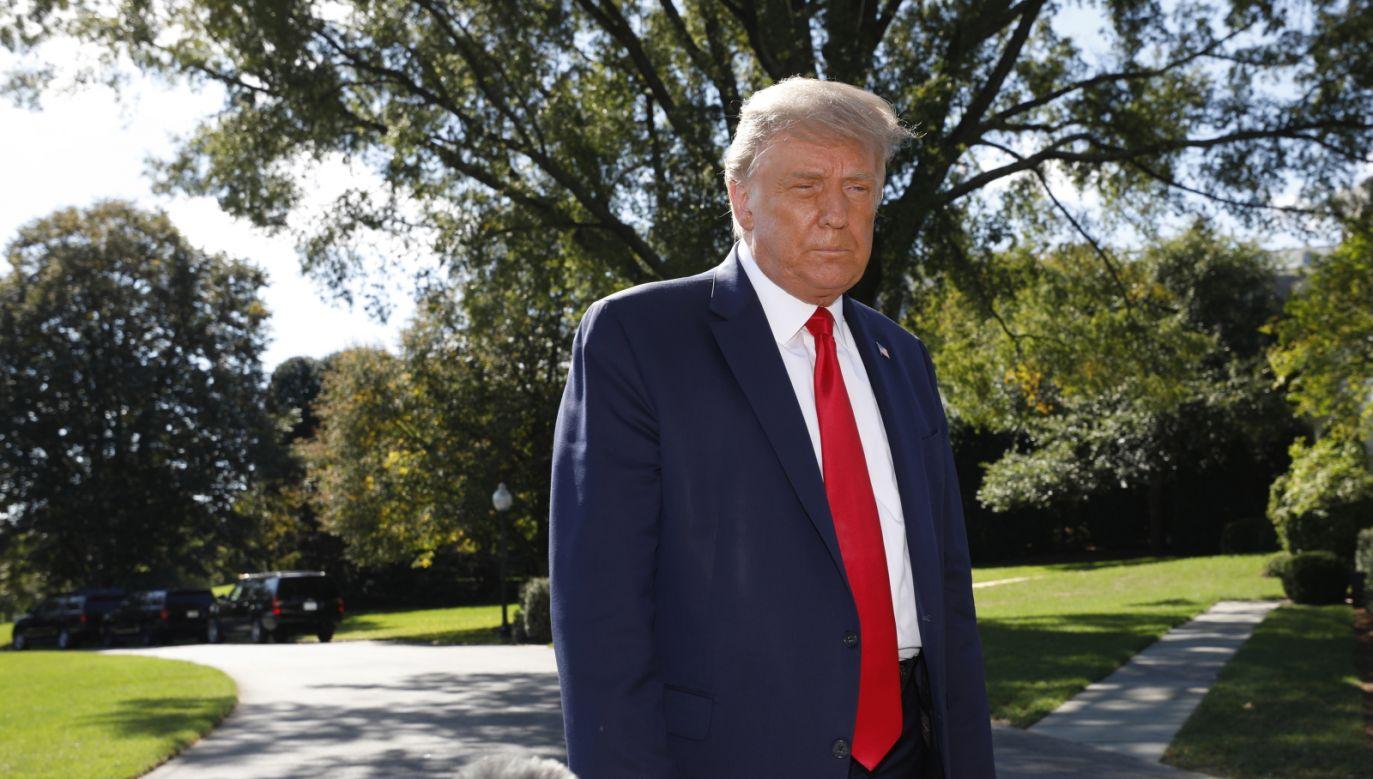 Wybory prezydenckie w USA odbędą się 3 listopada (fot. EPA/Yuri Gripas)