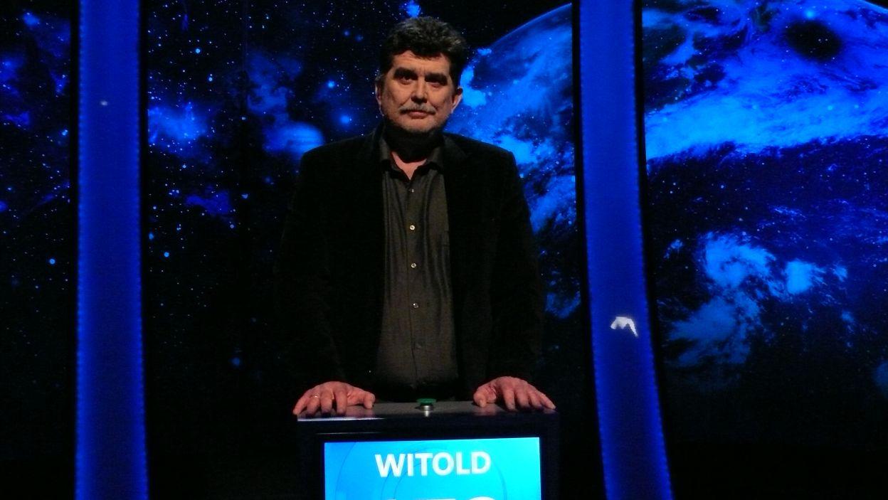 Zwycięzcą został Pan Witold Wenzel